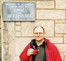 Robert W. Barnard, Jr., Professor of Philosophy and Religion